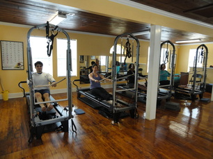 Pilates in Houston, TX