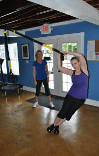 Personal training at 3D Fitness in Houston, TX