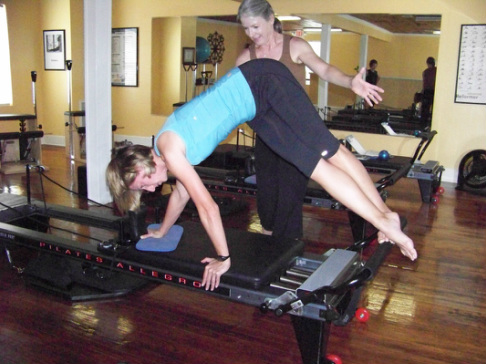 Pilates instructor in Houston, TX