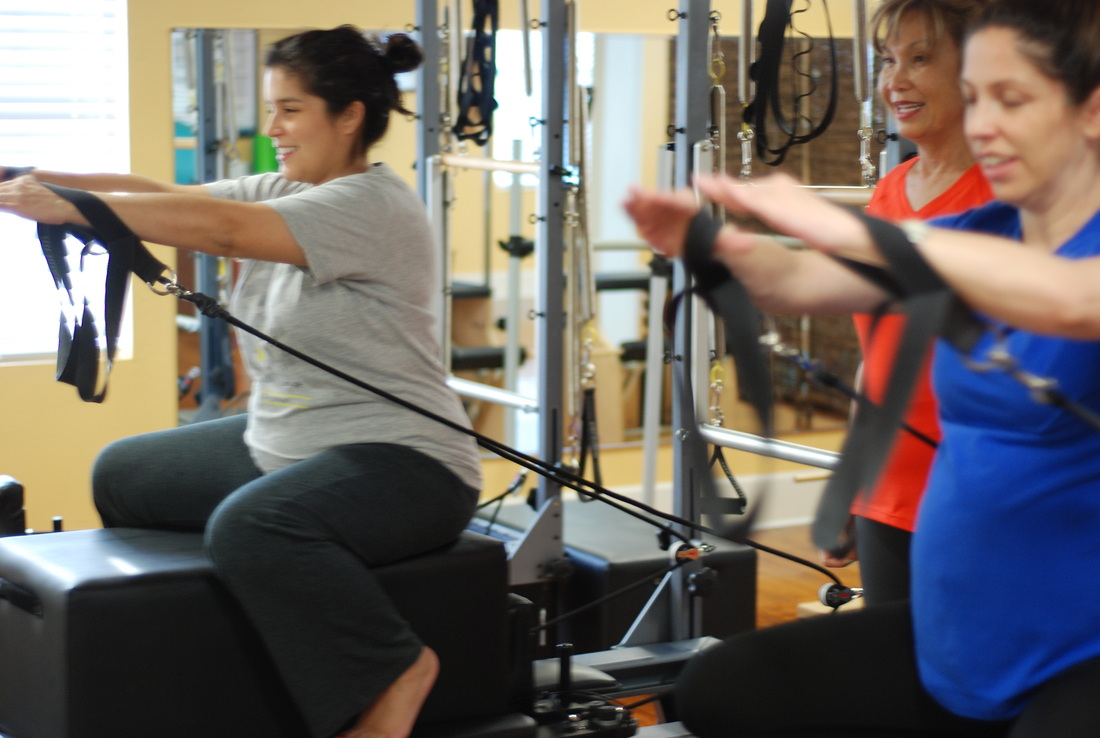 Pilates & Pregnancy Classes in Houston, TX