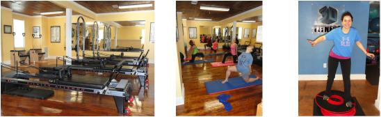 Pilates Classes in Houston, TX
